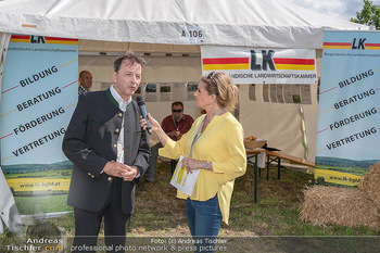Biofeldtage Tag 1 - Seehof, Donnerskirchen - Fr 06.08.2021 - Nikolaus BERLAKOVICH, Christa KUMMER82