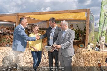 Biofeldtage Tag 1 - Seehof, Donnerskirchen - Fr 06.08.2021 - Hans Peter DOSKOZIL, Christa KUMMER, Matthias GRÜN, Stefan OTTR96