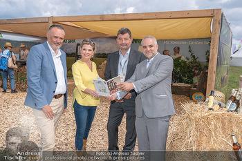 Biofeldtage Tag 1 - Seehof, Donnerskirchen - Fr 06.08.2021 - Hans Peter DOSKOZIL, Christa KUMMER, Matthias GRÜN, Stefan OTTR97