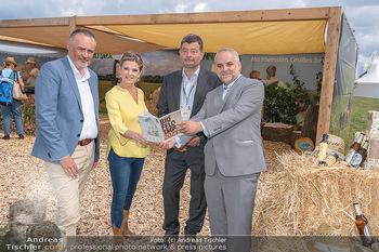 Biofeldtage Tag 1 - Seehof, Donnerskirchen - Fr 06.08.2021 - Hans Peter DOSKOZIL, Christa KUMMER, Matthias GRÜN, Stefan OTTR99