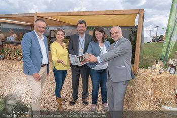 Biofeldtage Tag 1 - Seehof, Donnerskirchen - Fr 06.08.2021 - Hans Peter DOSKOZIL, Christa KUMMER, Matthias GRÜN, Stefan OTTR102
