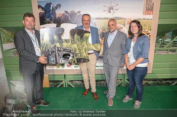 Biofeldtage Tag 1 - Seehof, Donnerskirchen - Fr 06.08.2021 - Hans Peter DOSKOZIL, Stefan OTTRUBAY, Matthias GRÜN, Anna LAMPR136