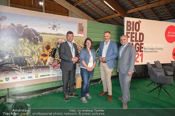 Biofeldtage Tag 1 - Seehof, Donnerskirchen - Fr 06.08.2021 - Hans Peter DOSKOZIL, Stefan OTTRUBAY, Matthias GRÜN, Anna LAMPR138