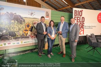 Biofeldtage Tag 1 - Seehof, Donnerskirchen - Fr 06.08.2021 - Hans Peter DOSKOZIL, Stefan OTTRUBAY, Matthias GRÜN, Anna LAMPR139