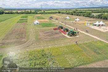 Biofeldtage Tag 1 - Seehof, Donnerskirchen - Fr 06.08.2021 - Sortenschau, Anbau, Getreide, Ernte, Feld, Ackerbau, Landwirtsch181
