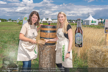 Biofeldtage Tag 1 - Seehof, Donnerskirchen - Fr 06.08.2021 - Anna LAMPRET, Klaudia (Claudia) ATZMÜLLER184