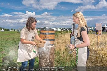 Biofeldtage Tag 1 - Seehof, Donnerskirchen - Fr 06.08.2021 - Anna LAMPRET, Klaudia (Claudia) ATZMÜLLER186