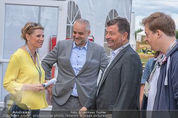Biofeldtage Tag 1 - Seehof, Donnerskirchen - Fr 06.08.2021 - Matthias GRÜN, Christa KUMMER, Stefan OTTRUBAY261