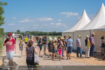 Biofeldtage Tag 2 - Seehof, Donnerskirchen - Sa 07.08.2021 -  12
