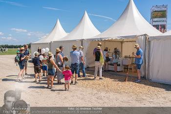 Biofeldtage Tag 2 - Seehof, Donnerskirchen - Sa 07.08.2021 -  13