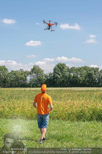 Biofeldtage Tag 2 - Seehof, Donnerskirchen - Sa 07.08.2021 - Drohne, Drohnenpilot, Agrardrohne, Überwachung von oben148