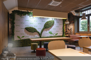 McPlant Präsentation - McDonalds Schwedenplatz - Mo 16.08.2021 - 2