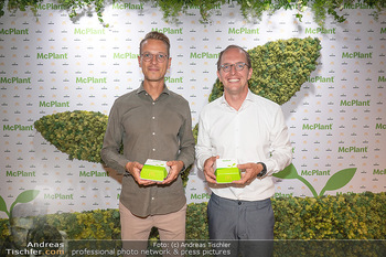 McPlant Präsentation - McDonalds Schwedenplatz - Mo 16.08.2021 - Benedikt BÖCKER, Nikolaus PIZA5