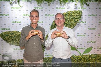 McPlant Präsentation - McDonalds Schwedenplatz - Mo 16.08.2021 - Benedikt BÖCKER, Nikolaus PIZA7
