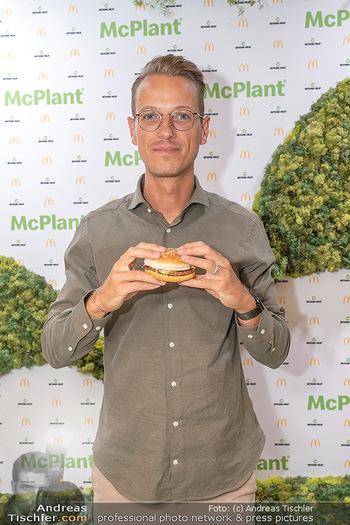 McPlant Präsentation - McDonalds Schwedenplatz - Mo 16.08.2021 - Benedikt BÖCKER8