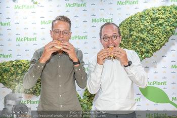 McPlant Präsentation - McDonalds Schwedenplatz - Mo 16.08.2021 - Benedikt BÖCKER, Nikolaus PIZA16