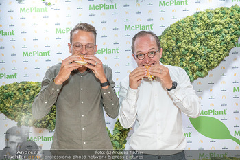 McPlant Präsentation - McDonalds Schwedenplatz - Mo 16.08.2021 - Benedikt BÖCKER, Nikolaus PIZA17
