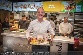 McPlant Präsentation - McDonalds Schwedenplatz - Mo 16.08.2021 - Nikolaus PIZA19