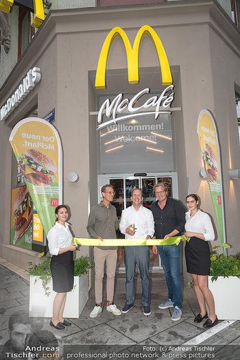 McPlant Präsentation - McDonalds Schwedenplatz - Mo 16.08.2021 - 22
