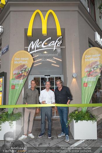 McPlant Präsentation - McDonalds Schwedenplatz - Mo 16.08.2021 - Benedikt BÖCKER, Nikolaus PIZA, Andreas SCHWERLA25