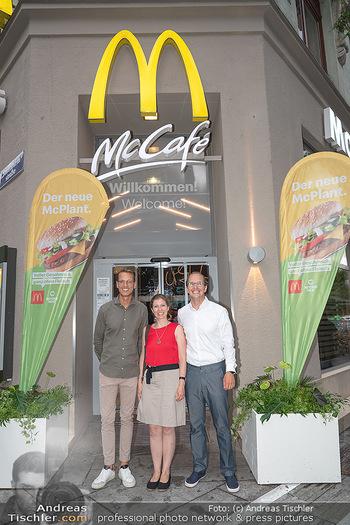 McPlant Präsentation - McDonalds Schwedenplatz - Mo 16.08.2021 - 27