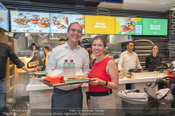 McPlant Präsentation - McDonalds Schwedenplatz - Mo 16.08.2021 - 28