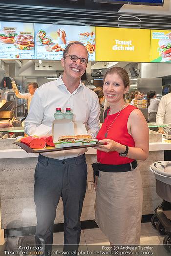 McPlant Präsentation - McDonalds Schwedenplatz - Mo 16.08.2021 - 29