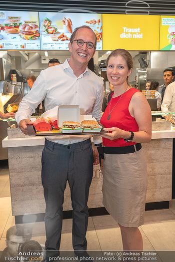 McPlant Präsentation - McDonalds Schwedenplatz - Mo 16.08.2021 - 30