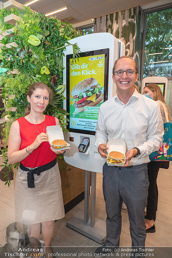 McPlant Präsentation - McDonalds Schwedenplatz - Mo 16.08.2021 - 31
