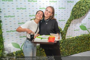 McPlant Präsentation - McDonalds Schwedenplatz - Mo 16.08.2021 - 35