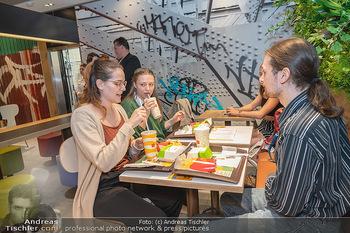 McPlant Präsentation - McDonalds Schwedenplatz - Mo 16.08.2021 - 41