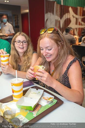 McPlant Präsentation - McDonalds Schwedenplatz - Mo 16.08.2021 - 48