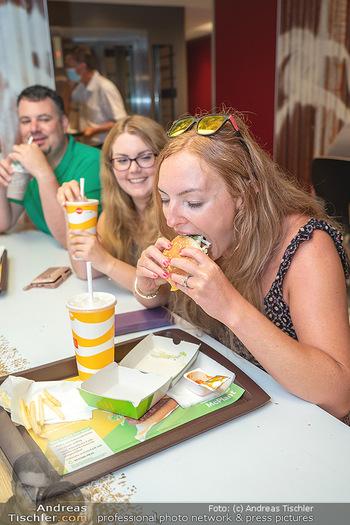 McPlant Präsentation - McDonalds Schwedenplatz - Mo 16.08.2021 - 49