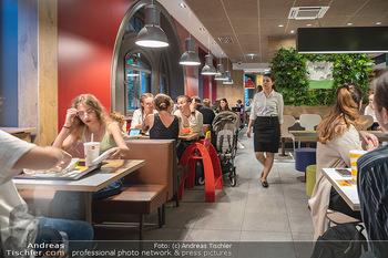 McPlant Präsentation - McDonalds Schwedenplatz - Mo 16.08.2021 - 60