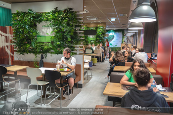 McPlant Präsentation - McDonalds Schwedenplatz - Mo 16.08.2021 - 61