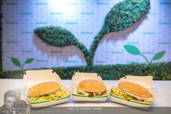 McPlant Präsentation - McDonalds Schwedenplatz - Mo 16.08.2021 - der neue, fleischlose Burger McPlant63