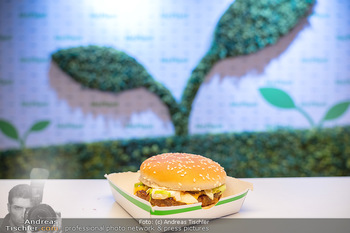 McPlant Präsentation - McDonalds Schwedenplatz - Mo 16.08.2021 - der neue, fleischlose Burger McPlant64