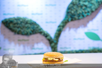 McPlant Präsentation - McDonalds Schwedenplatz - Mo 16.08.2021 - der neue, fleischlose Burger McPlant65