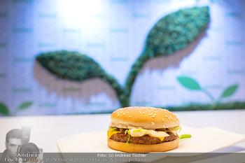 McPlant Präsentation - McDonalds Schwedenplatz - Mo 16.08.2021 - der neue, fleischlose Burger McPlant66