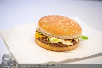 McPlant Präsentation - McDonalds Schwedenplatz - Mo 16.08.2021 - der neue, fleischlose Burger McPlant67