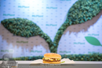 McPlant Präsentation - McDonalds Schwedenplatz - Mo 16.08.2021 - der neue, fleischlose Burger McPlant68