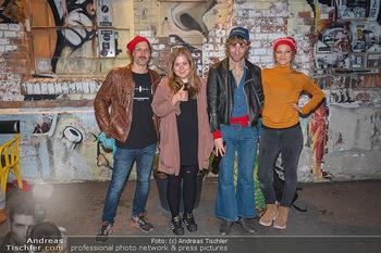 Filmpremiere ´Sargnagel - der Film´ - Arena Wien - Di 17.08.2021 - Michael OSTROWSKI, Stefanie SARGNAGEL, Voodoo JÜRGENS, Hilde DA21