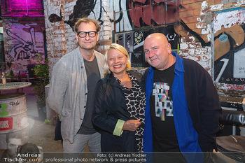 Filmpremiere ´Sargnagel - der Film´ - Arena Wien - Di 17.08.2021 - Alexander JAGSCH, Margarete TIESEL, Thomas GRATZER31