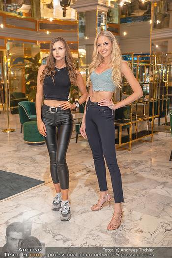 Miss Europe Dinner - Pyramide Vösendorf - Do 19.08.2021 - Beatrice KÖRMER, Anja CIKARIC6