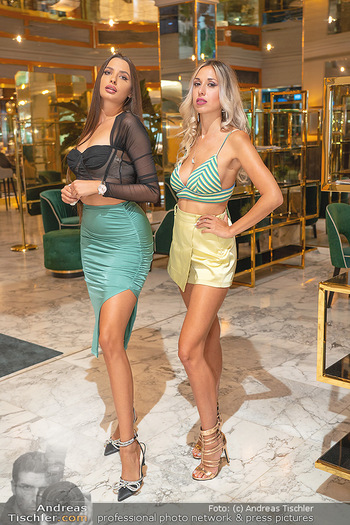 Miss Europe Dinner - Pyramide Vösendorf - Do 19.08.2021 - Milica, Nikoletta POPADIYNA13