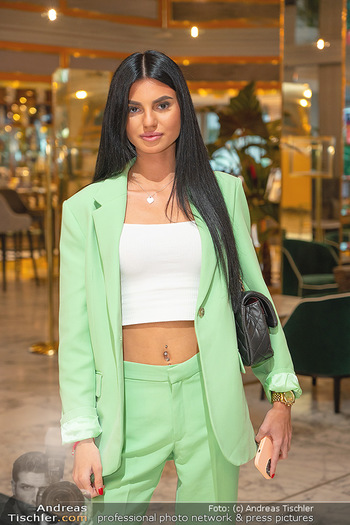 Miss Europe Dinner - Pyramide Vösendorf - Do 19.08.2021 - Melania SUSNJA16