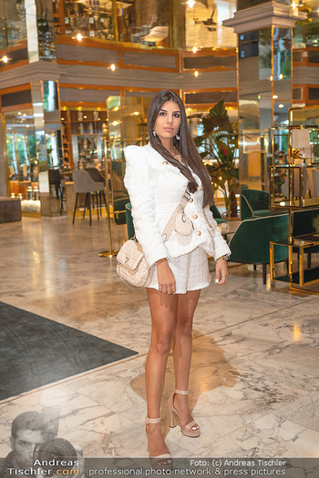 Miss Europe Dinner - Pyramide Vösendorf - Do 19.08.2021 - Martina (Montenegro)17