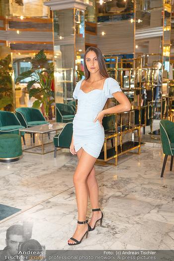 Miss Europe Dinner - Pyramide Vösendorf - Do 19.08.2021 - Carla JACOB22