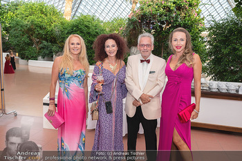 Miss Europe Wahl - Pyramide Vösendorf - Sa 21.08.2021 - Ulrike KRIEGLER, Christina LUGNER, Christian und Ekaterina MUCHA19