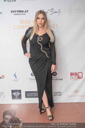 Miss Europe Wahl - Pyramide Vösendorf - Sa 21.08.2021 - Bianca SPECK22